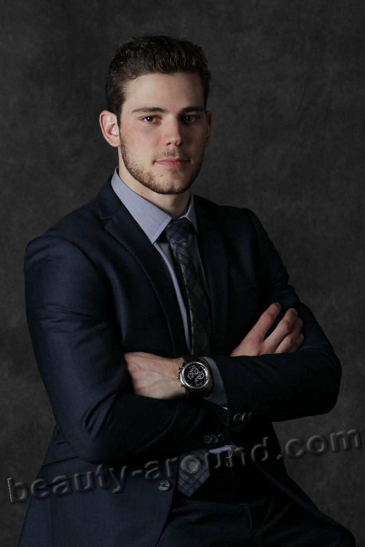 The most handsome hockey player Tyler Seguin photo
