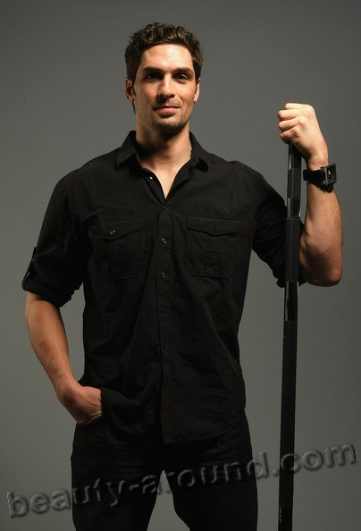 Sheldon Souray most handsome and hot hockey player photo