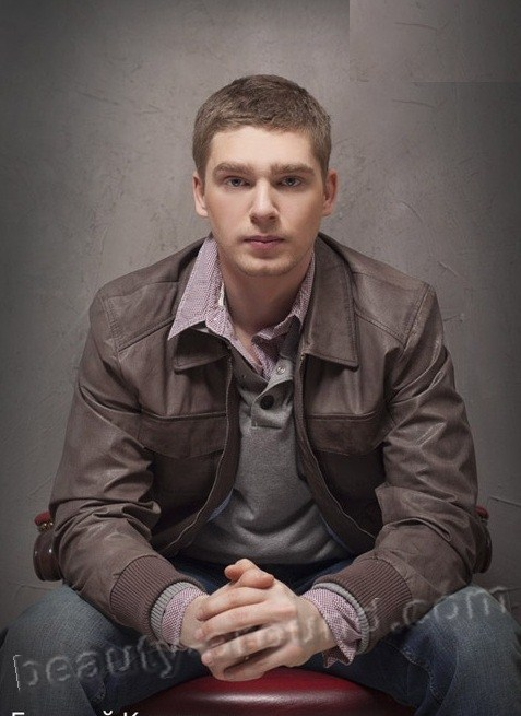 The most handsome Evgeny Kuznetsov is a Russian hockey player photo