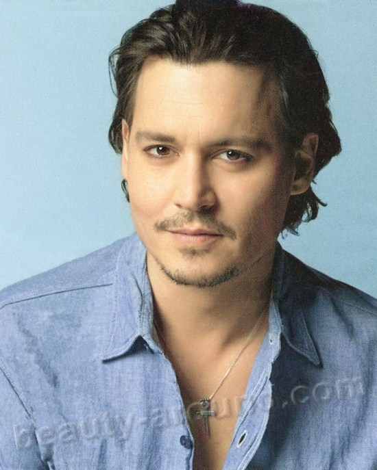 John Christopher «Johnny» Depp II  most beautiful American actor photos