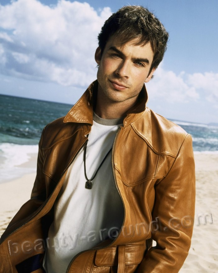 Ian Joseph Somerhalder most beautiful American actor photos