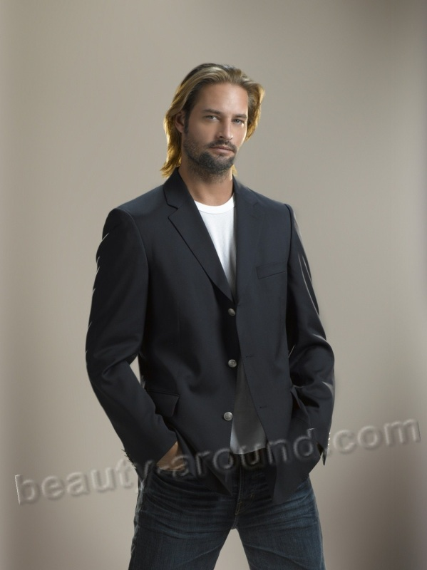 Joshua Lee «Josh» Holloway beautiful American actor