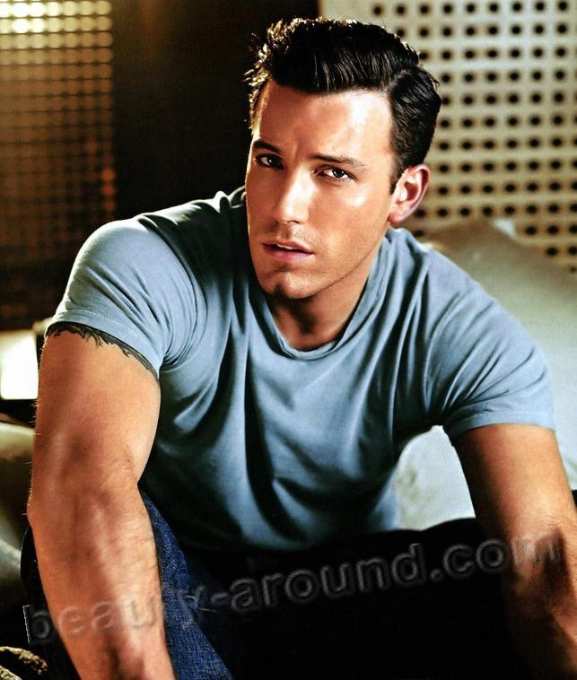 Benjamin Geza «Ben» Affleck-Boldt beautiful American actor photos