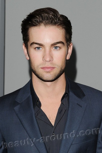 Christopher Chace Crawford beautiful American actor