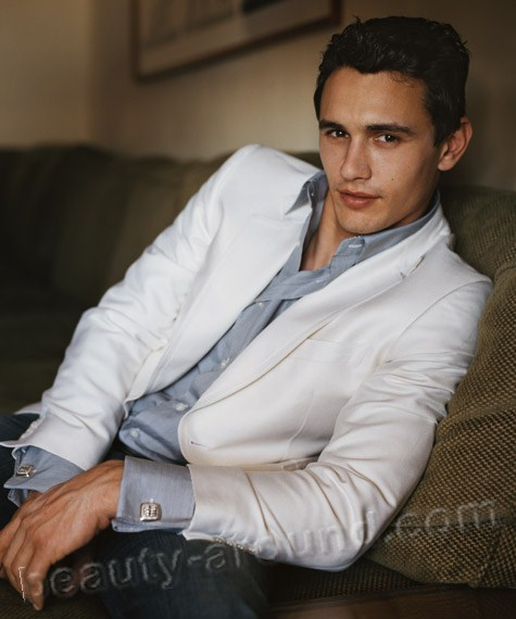 James Edward Franco beautiful American actor