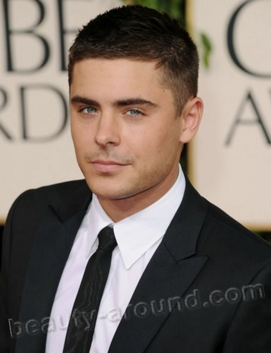 Zachary David Alexander «Zac» Efron beautiful American actor