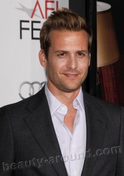 Gabriel Macht  beautiful American actor