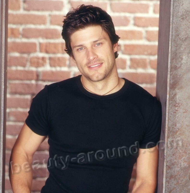 Greg Vaughan most beautiful American actor photos