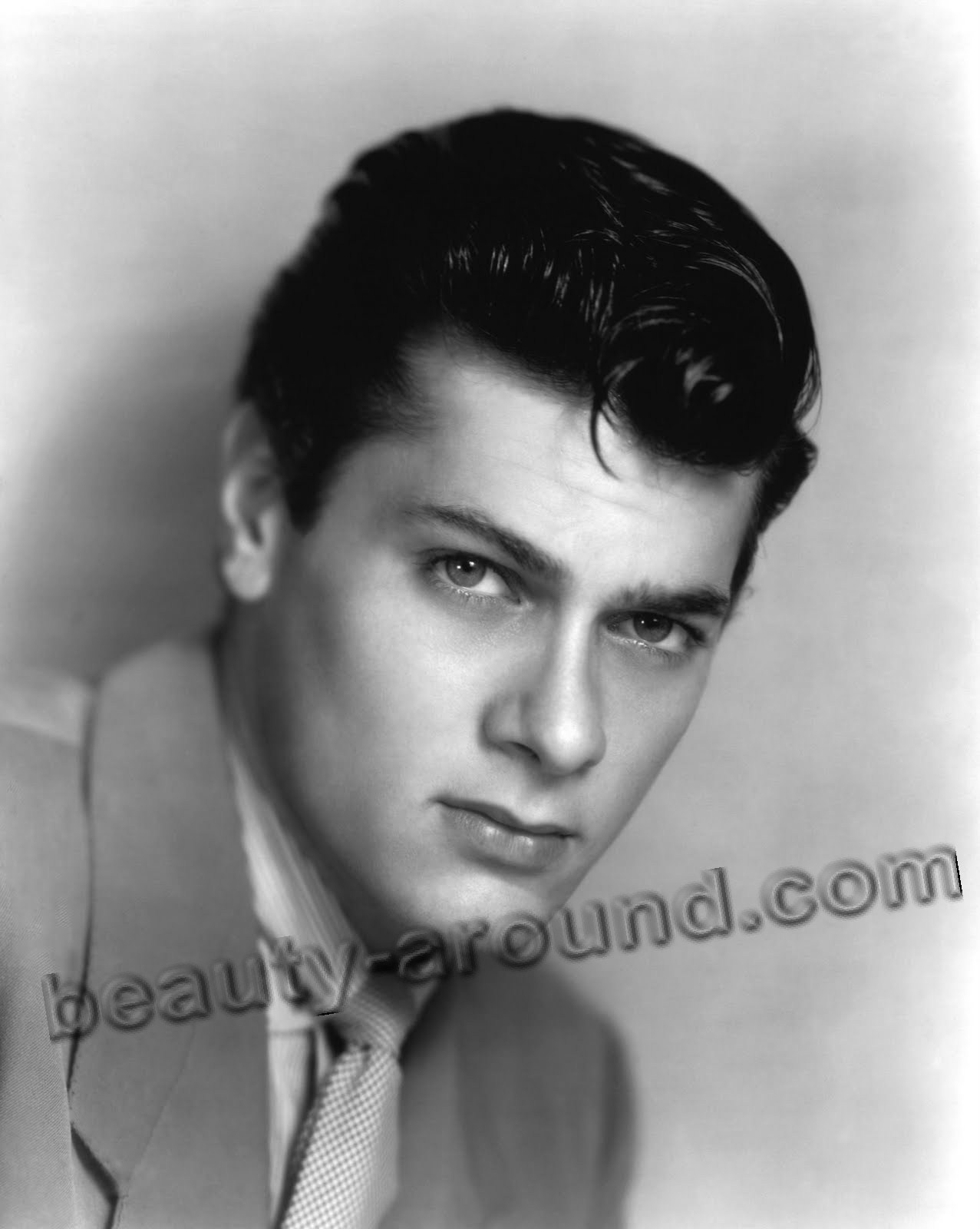 Tony Curtis, American actor