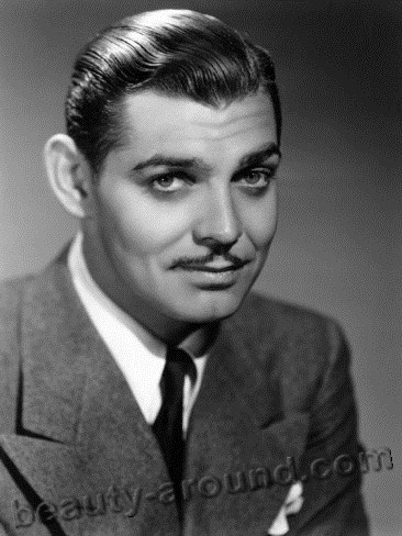 Clark Gable, American actor