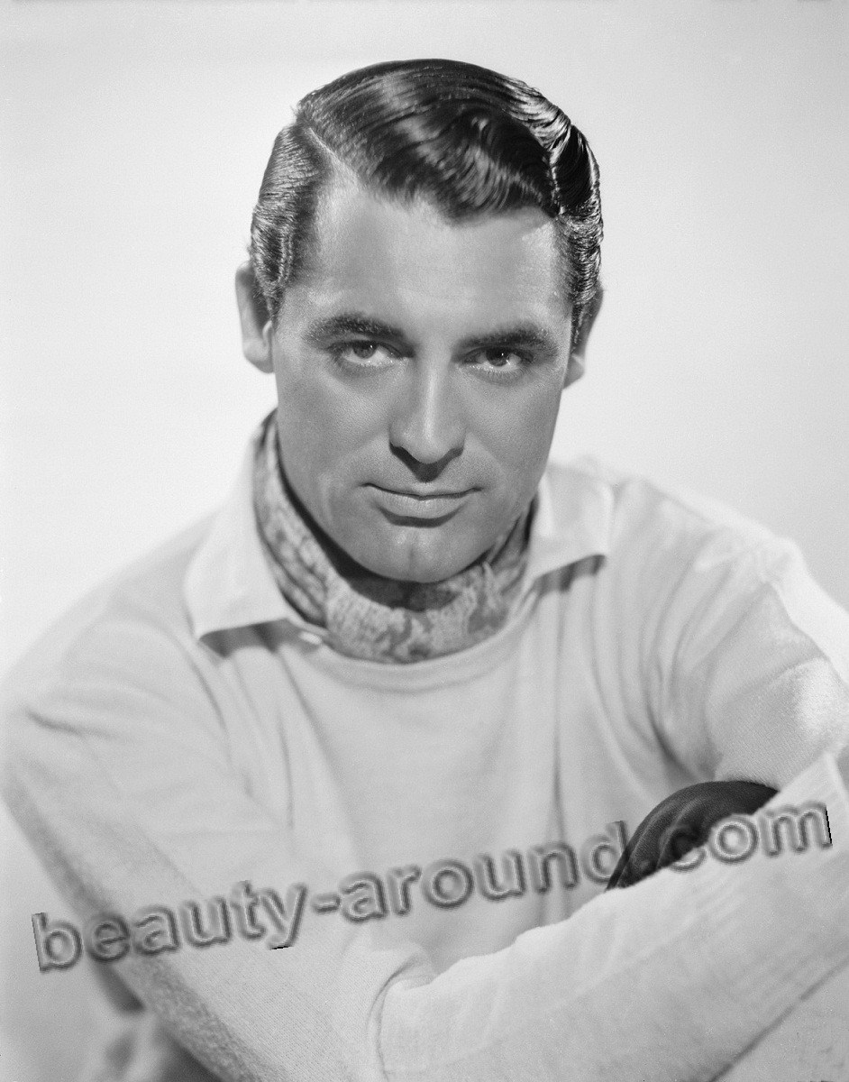 Cary Grant, old Hollywood actor