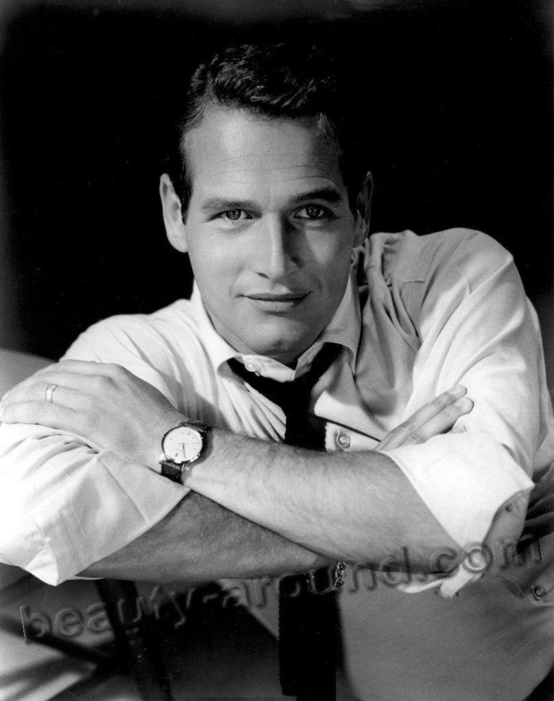Paul Newman, American actor, director and producer