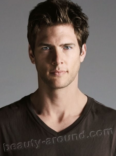 Ryan McPartlin beautiful American actor
