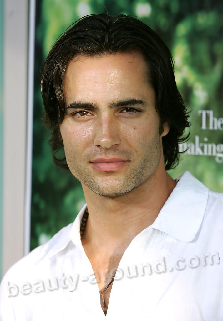 Victor Webster most beautiful Canadian actor photos