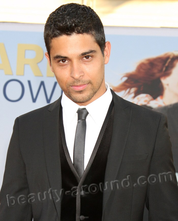 Wilmer Valderrama beautiful American actor