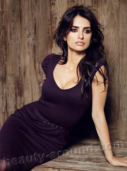 Пенелопа Крус Санчес / Penelopa Cruz Sanchez  самая красивая испанская актриса