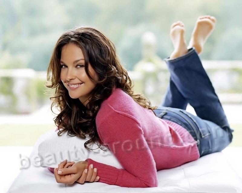 Эшли Джадд / Ashley Judd скромная голливудская актриса