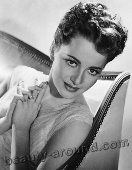 old Hollywood actresses photos, Olivia de Havilland photo, English and American actress