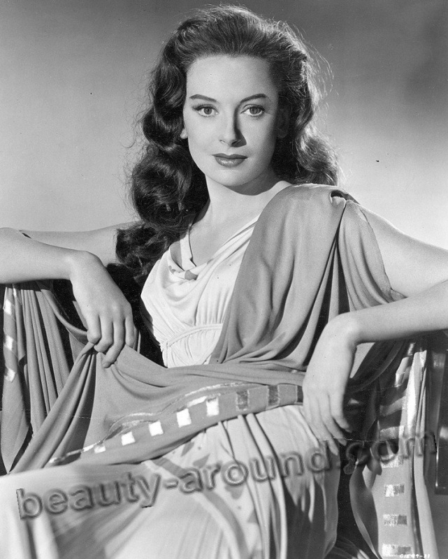 old Hollywood actresses photos, Deborah Kerr photo, british actress