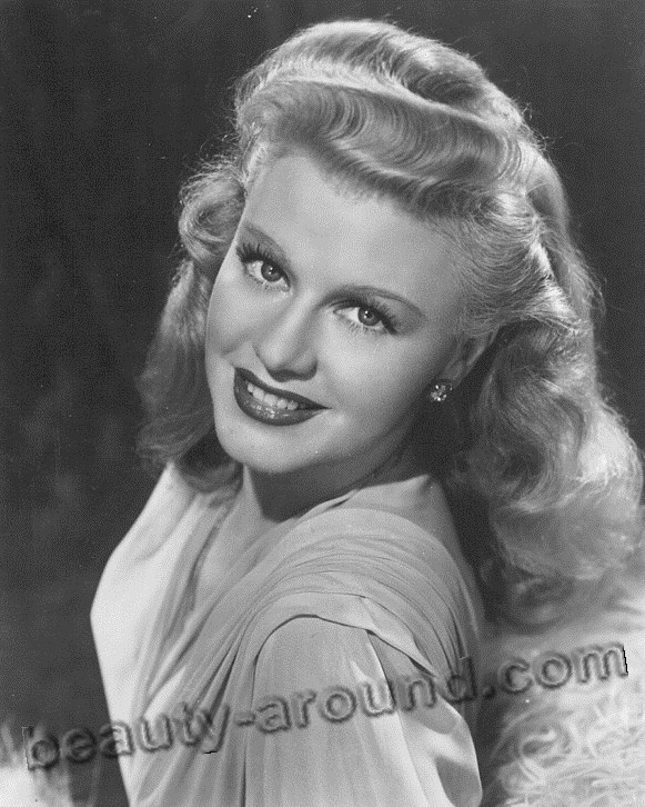 old Hollywood actresses photos, Ginger Rogers photo, american dancer and actress