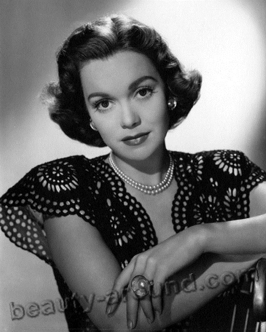 old Hollywood actresses photos, Jane Wyman photo, american actress of old Hollywood