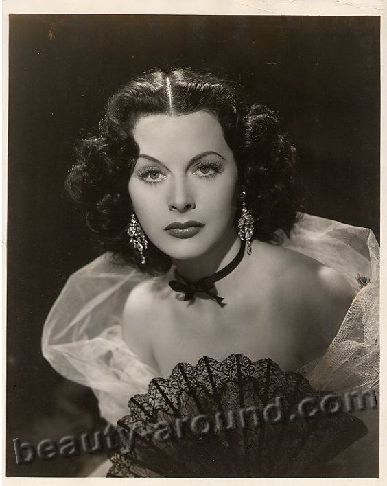 old Hollywood actresses photos, Hedy Lamarr photo, old Hollywood actress