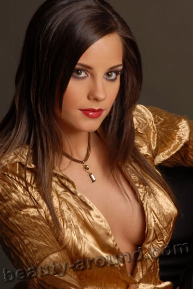 beautiful Hungarian women,Koller Katalin miss Hungary 2007