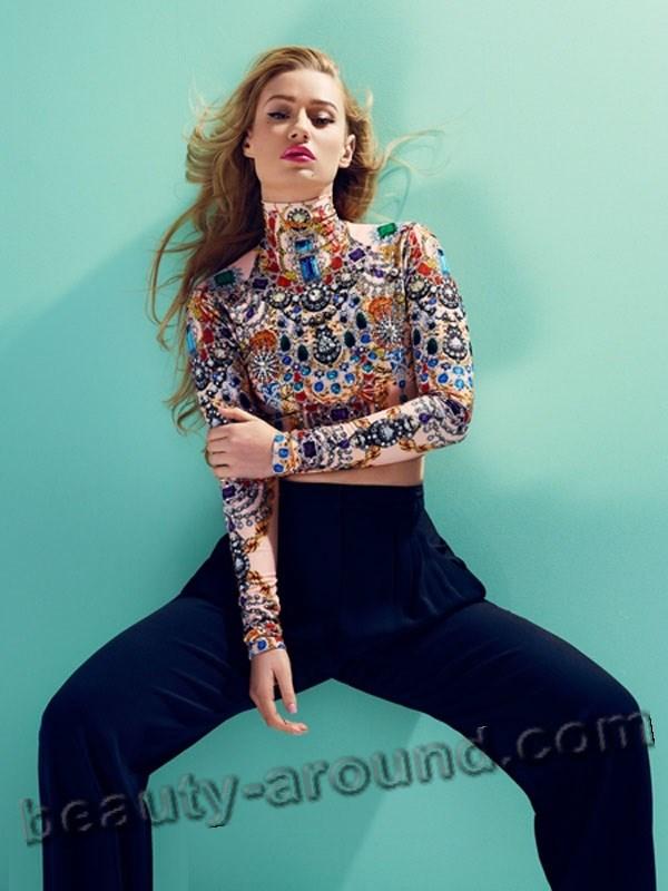 Игги Азалия модное фото