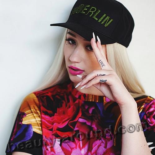 Австралийская рэпперша Игги Азалия фото