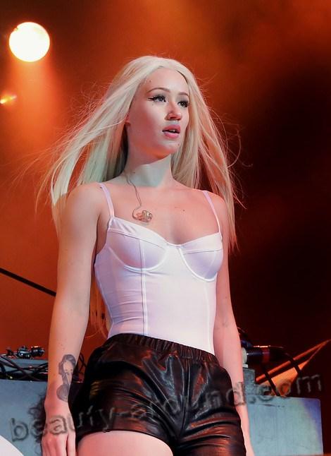 Игги Азалия на концерте фото