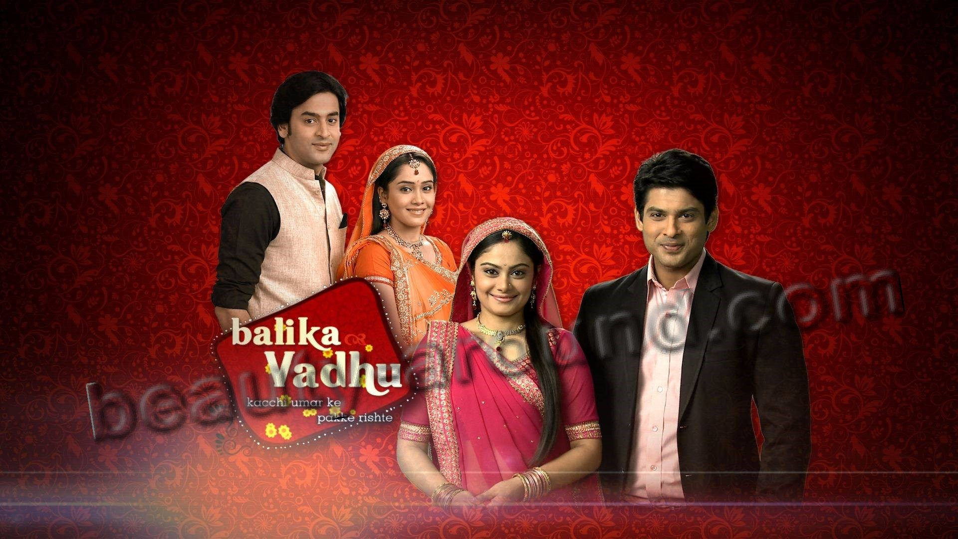 Balika Vadhu (2008) best Indian Tv serials poster