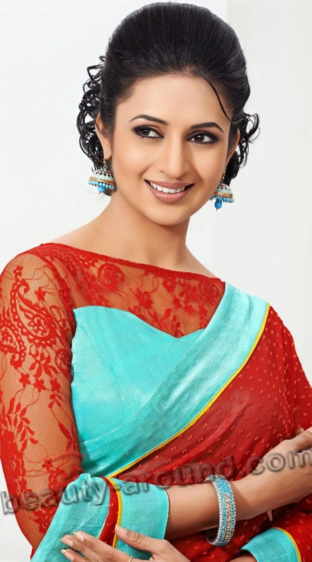 Divyanka Tripathi Indian Tv Serial Actress Photo