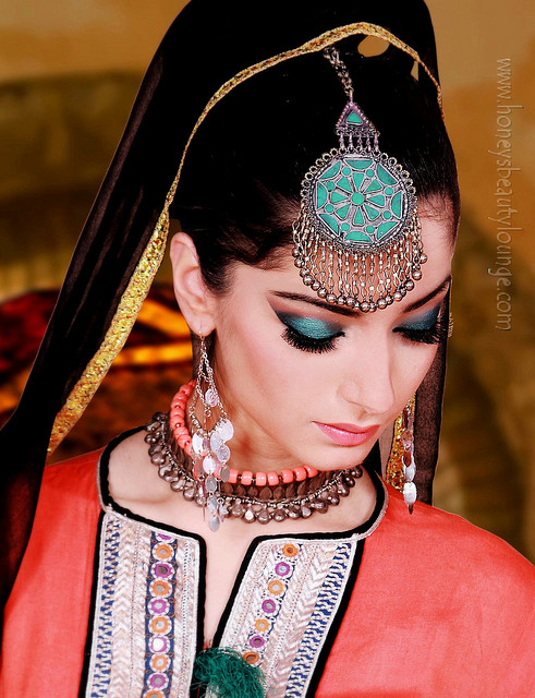 Photos of Indian jewelry