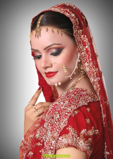 Indian make-up pictures