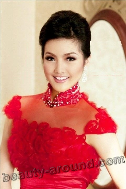 Astrid Ellena Indriana Yunadi photo, Miss Indonesia 2011 winner, Indonesian women photos