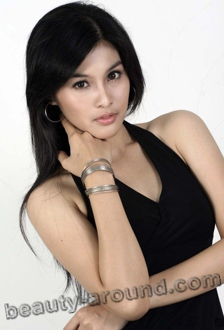 Sandra Dewi photo, Indonesian model and actress, Indonesian women photos