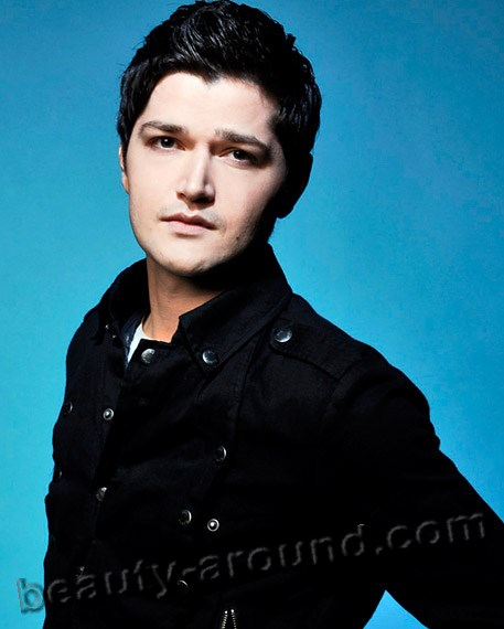 Handsome Irish Men Danny O'Donoghue Irish singer