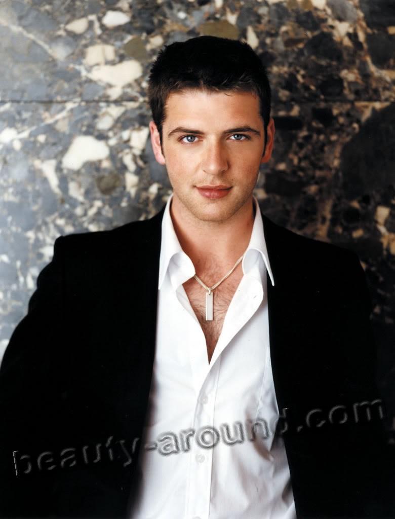 Handsome Irish Men - Mark Feehily, Irish misican