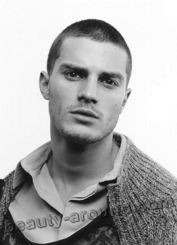 Handsome Irish Men James Dornan, Irish actor and malr model