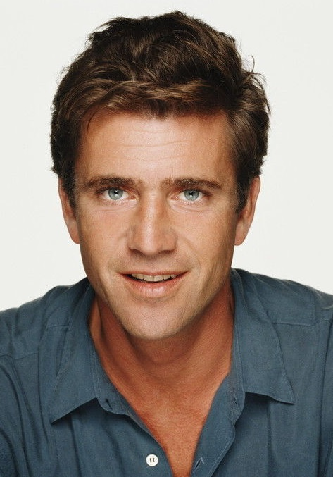 Handsome Irish Men Mel Gibson