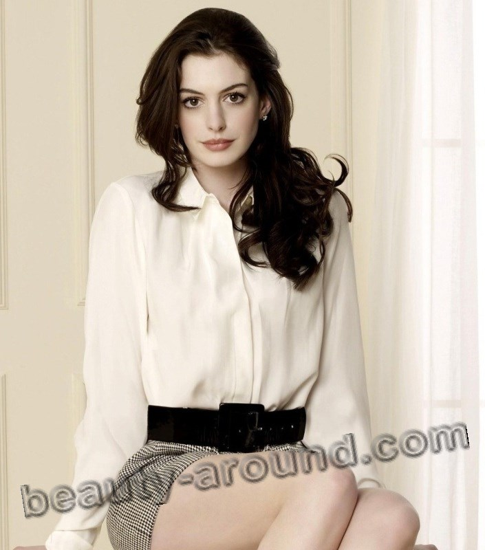 Энн Хэтэуэй / Anne Hathaway фото, американская киноактриса