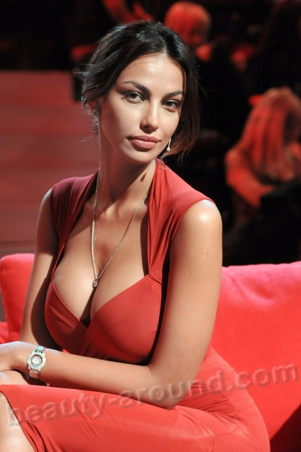 Madalina Diana Ghenea most beautiful italian models photos