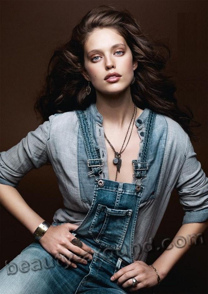 Эмили Дидонато / Emily Didonato, итальянская модель, фото