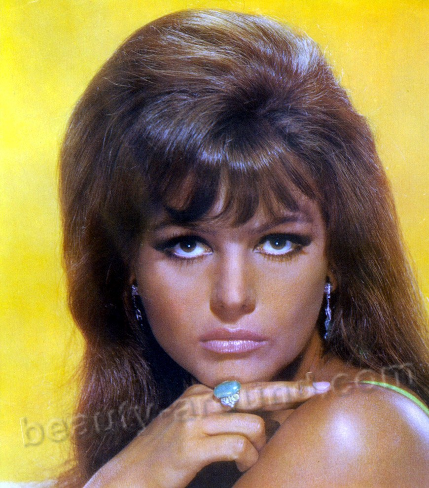 Beautiful Italian Women Claudia Cardinale Italian actress photo
