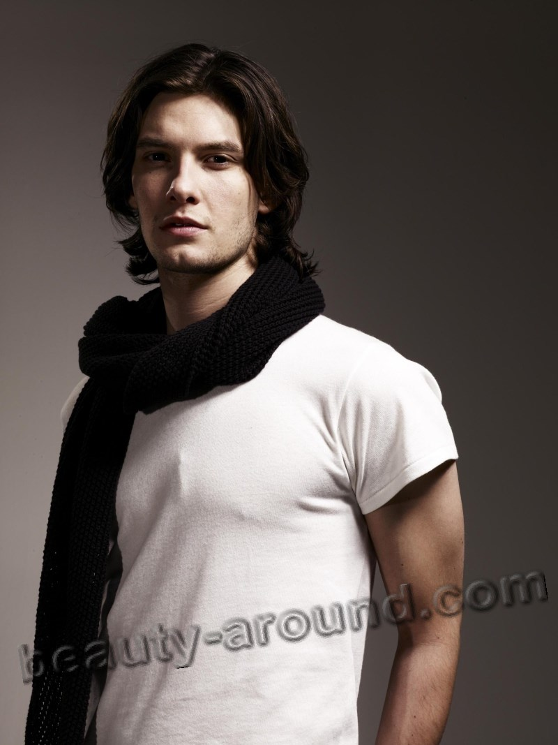 Handsome Jewish Men. Ben Barnes photo