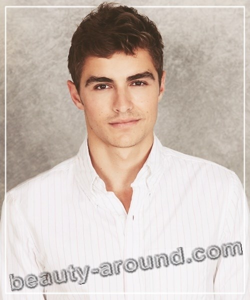 Dave Franco Handsome Jewish Man photo