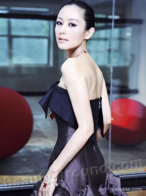 Чен Хон / Chen Hong красивые китайские актрисы фото