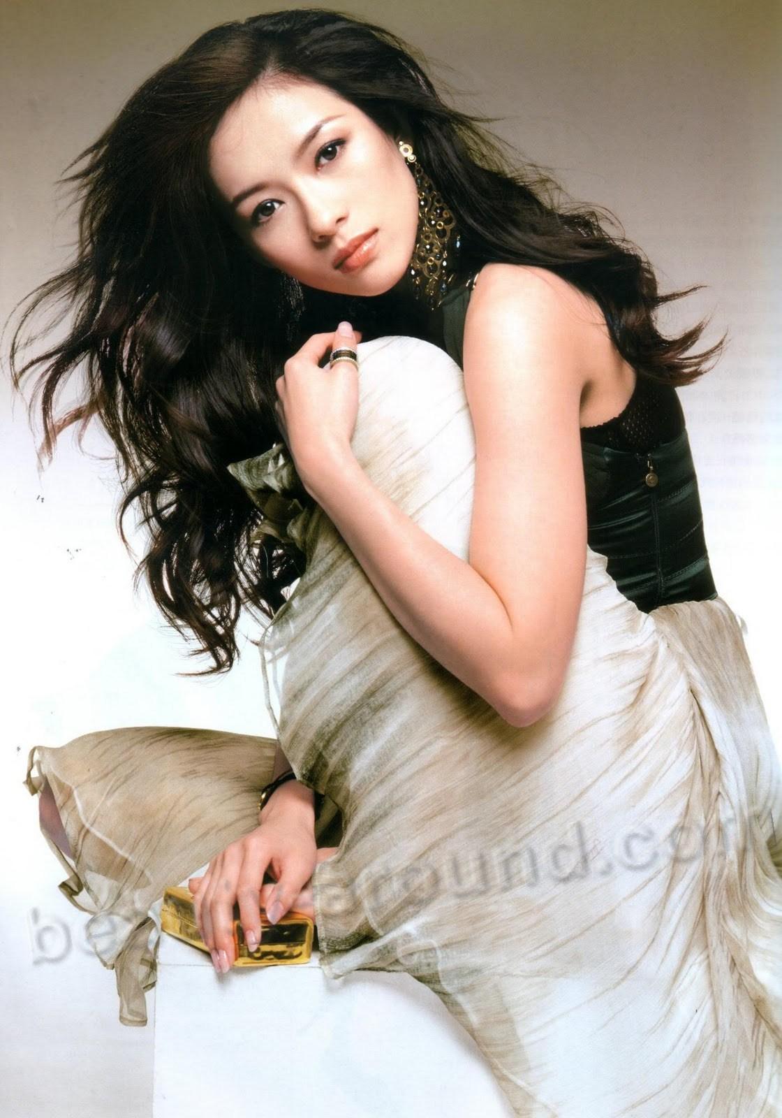Чжан Цзыи / Zhang Ziyi самые красивые китайские актрисы фото