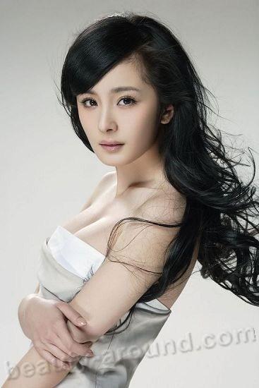 Ян Ми / Yang Mi красивая китайская актриса и певица фото