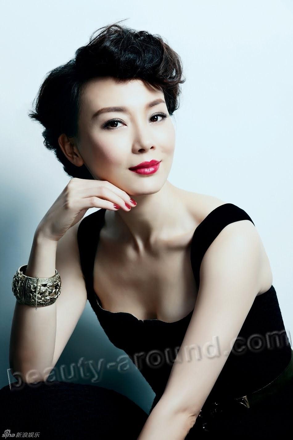 Чень Шу / Сhen Shu самые красивые китаянки фото